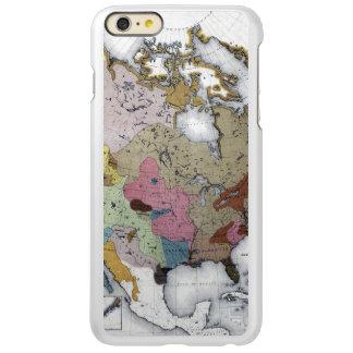 MAP: AMERICAN INDIANS 3 INCIPIO FEATHER® SHINE iPhone 6 PLUS CASE