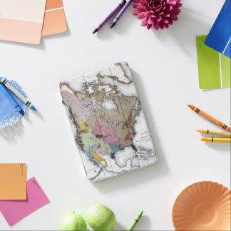 MAP: AMERICAN INDIANS 3 iPad MINI COVER