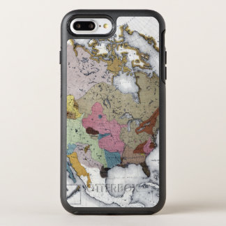 MAP: AMERICAN INDIANS 3 OtterBox SYMMETRY iPhone 7 PLUS CASE
