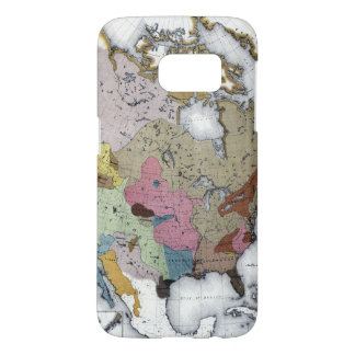 MAP: AMERICAN INDIANS 3 SAMSUNG GALAXY S7 CASE