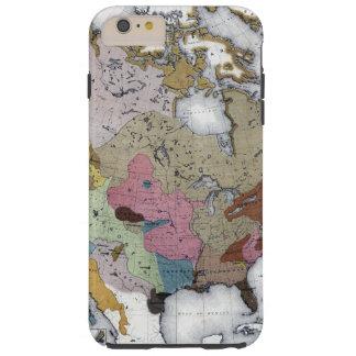 MAP: AMERICAN INDIANS 3 TOUGH iPhone 6 PLUS CASE