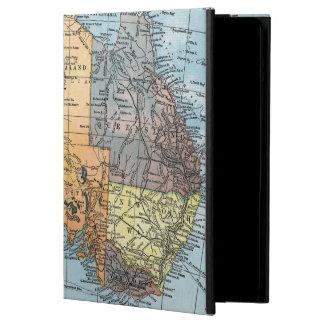 MAP: AUSTRALIA, c1890 Cover For iPad Air