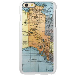 MAP: AUSTRALIA, c1890 Incipio Feather Shine iPhone 6 Plus Case
