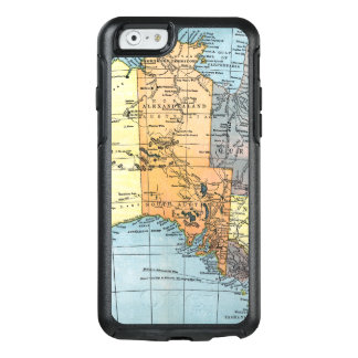 MAP: AUSTRALIA, c1890 OtterBox iPhone 6/6s Case
