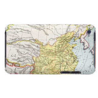 MAP: CHINA, 1910 BARELY THERE iPod COVER