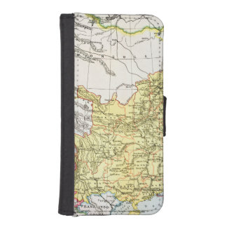MAP: CHINA, 1910 iPhone SE/5/5s WALLET