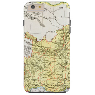 MAP: CHINA, 1910 TOUGH iPhone 6 PLUS CASE