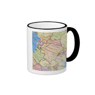 Map close-up mug