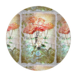 Map, Compass, Roses