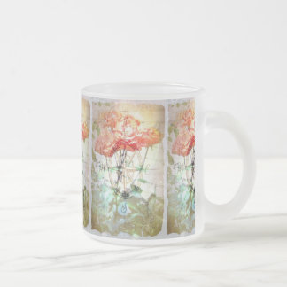 Map, Compass, Roses Mugs