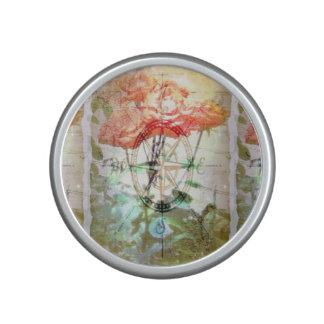 Map, Compass, Roses Speaker