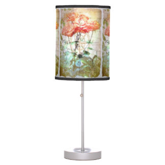 Map, Compass, Roses Table Lamp
