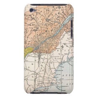 MAP: EASTERN CANADA BARELY THERE iPod CASE