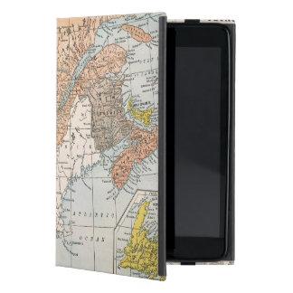 MAP: EASTERN CANADA iPad MINI COVER