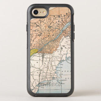 MAP: EASTERN CANADA OtterBox SYMMETRY iPhone 8/7 CASE