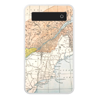 MAP: EASTERN CANADA POWER BANK