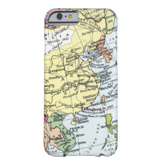 MAP: EUROPE IN ASIA BARELY THERE iPhone 6 CASE