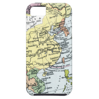 MAP: EUROPE IN ASIA iPhone SE/5/5s CASE