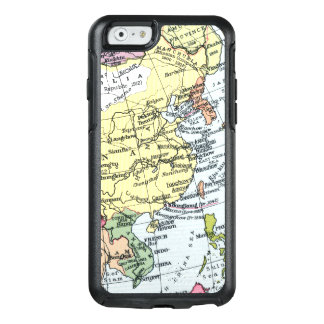 MAP: EUROPE IN ASIA OtterBox iPhone 6/6S CASE