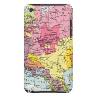 MAP: EXPANSION OF RUSSIA Case-Mate iPod TOUCH CASE