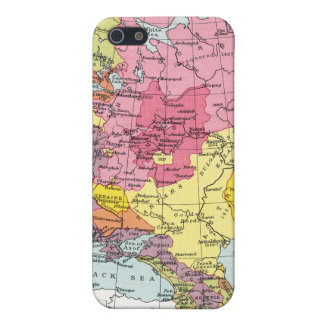 MAP: EXPANSION OF RUSSIA COVER FOR iPhone SE/5/5s