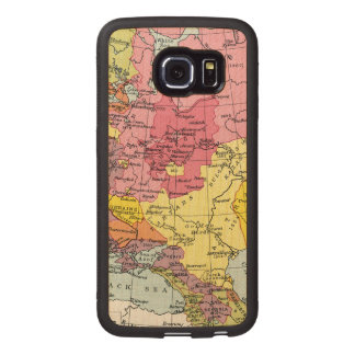 MAP: EXPANSION OF RUSSIA WOOD PHONE CASE
