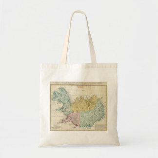 Map - Iceland Tote Bag