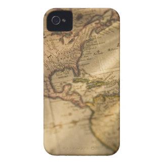 Map iPhone 4 Case-Mate Case