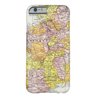 MAP: IRELAND, c1890 Barely There iPhone 6 Case