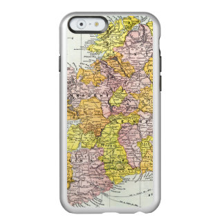MAP: IRELAND, c1890 Incipio Feather Shine iPhone 6 Case