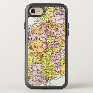 MAP: IRELAND, c1890 OtterBox Symmetry iPhone 7 Case