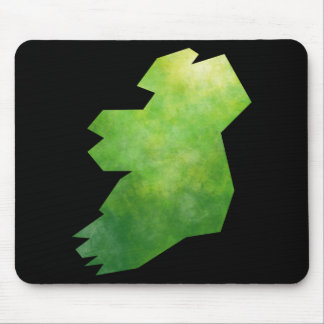 Map Ireland Mouse Pad