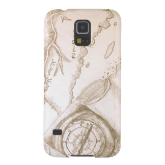 Map It Out Galaxy S5 Cases