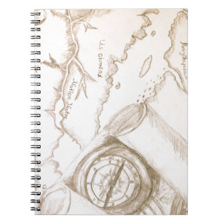 Map It Out Note Books