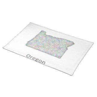 map_line_US_01_Oregon.ai Placemat