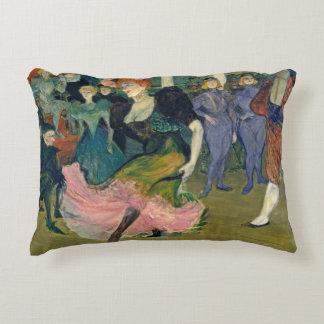Map: Magellan's Voyage Around the World Decorative Pillow