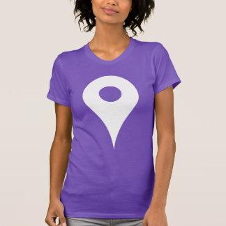 Map Marker Pin T-Shirt