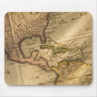 Map Mouse Pad