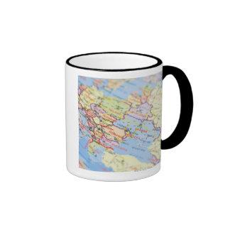 Map Coffee Mug