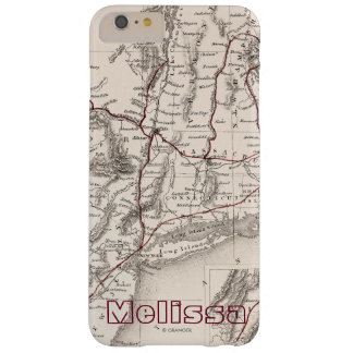 Map: Northeast USA Barely There iPhone 6 Plus Case