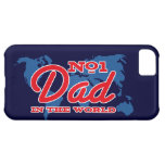 Map Number 1 Dad iPhone 5C Cover