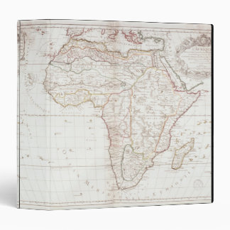 Map of Africa 2 Binder