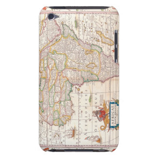 Map of Africa 2 iPod Case-Mate Case
