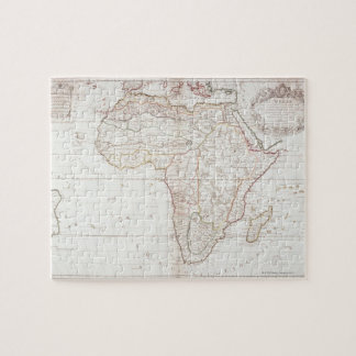 Map of Africa 2 Puzzle