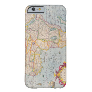Map of Africa 4 Barely There iPhone 6 Case