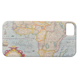 Map of Africa 4 iPhone 5 Cases