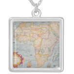 Map of Africa 4 Jewelry