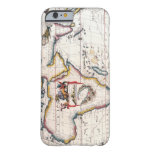 Map of Africa 5 Barely There iPhone 6 Case
