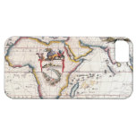 Map of Africa 5 iPhone 5 Case