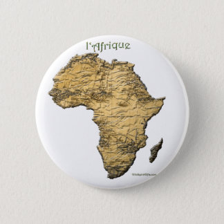 Map of AFRICA Series Button